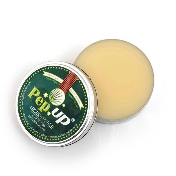 Pep*Up Lemongras Öl Leder-Pflege